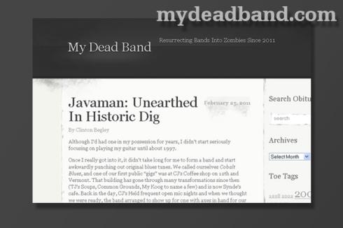 mydeadband.com